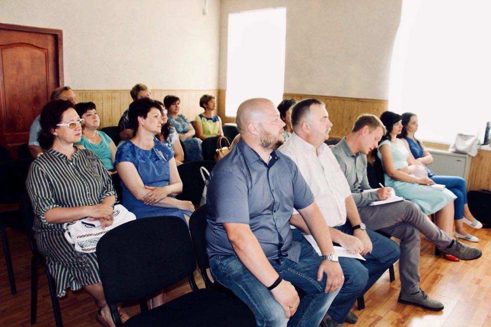 Вчимося економити ресурси з дитинства: в Енергодарі відбулася презентація Проекту